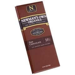 BFG27396 - Newman's Own OrganicsDark Chocolate Bar