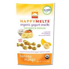 BFG28548 - Happy Baby - Yogurt Snack Banana Mango