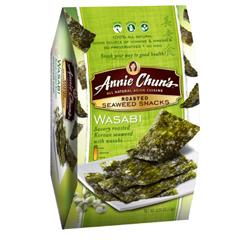 BFG29624 - Annie Chun'sWasabi Seaweed Snack
