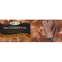 BFG29876 - GlutinoChocolate Wafers