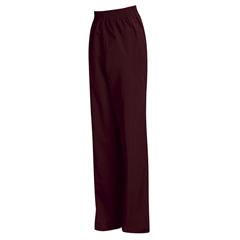 UNF2P11BU-RG-M - Red KapWomens Easy Wear Poplin Slack
