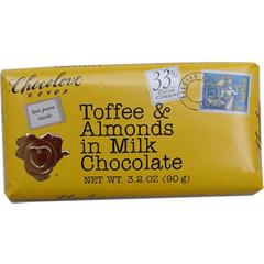 BFG30178 - ChocoloveMilk Chocolate Almond, Toffee