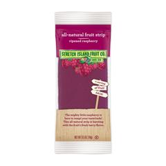 BFG30206 - Stretch IslandRipened Raspberry Fruit Leather