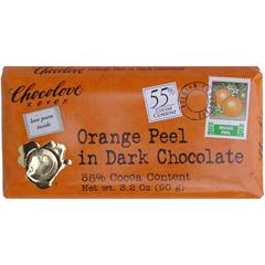 BFG30388 - ChocoloveDark Chocolate & Orange Peel