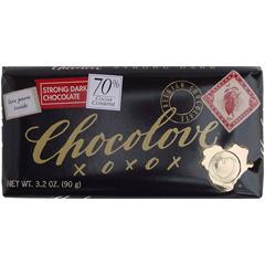 BFG30395 - ChocoloveStrong Dark Chocolate