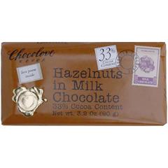 BFG30398 - ChocoloveMilk Chocolate Hazelnut