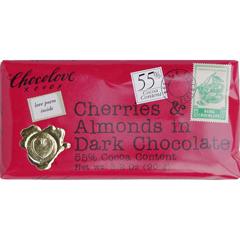BFG30399 - ChocoloveDark Chocolate Cherry & Almond