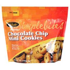 BFG32105 - Pamela's ProductsPamelas Chocolate Chip Mini Cookies
