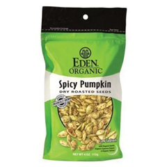 BFG33538 - Eden FoodsRoasted Pumpkin Seeds