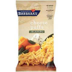 BFG35023 - Barbara's BakeryBarbaras Jalapeno Cheese Puffs