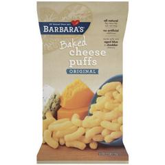 BFG35033 - Barbara's BakeryBarbaras Cheese Puffs Baked