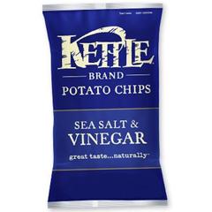BFG31736 - Kettle FoodsSea Salt & Vinegar Chips