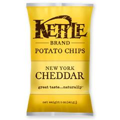 BFG36073 - Kettle FoodsNew York Cheddar Chips
