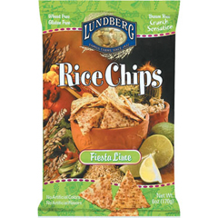 BFG35306 - LundbergFiesta Lime Rice Chips