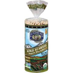BFG35324 - Lundberg - Koku Seaweed Rice Cakes