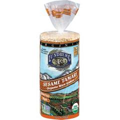 BFG35358 - LundbergSesame Tamari Rice Cakes