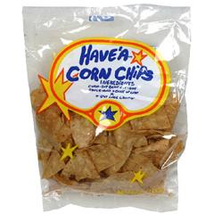 BFG35570 - Have'a Natural FoodsCorn Chips