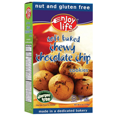 BFG35667 - Enjoy Life - Chocolate Chip Cookies