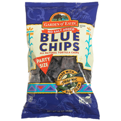 BFG35793 - Garden of Eatin'Blue Chips Party Size