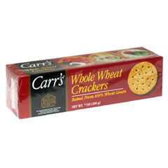 BFG36048 - Carr'sCarrs Whole Wheat Crackers Bite Size