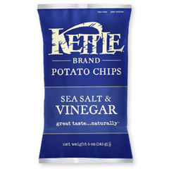 BFG36074 - Kettle FoodsSea Salt & Vinegar Chips