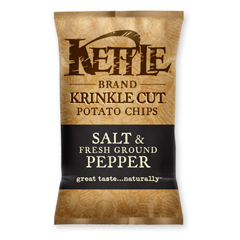 BFG36089 - Kettle FoodsSalt & Pepper Krinkle Cut™ Chips