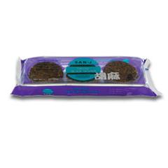 BFG36245 - San-JTamari Black Sesame Brown Rice Crackers