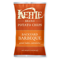 BFG39787 - Kettle FoodsBackyard BBQ® Chips