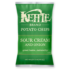 BFG39788 - Kettle FoodsSour Cream & Onion Chips