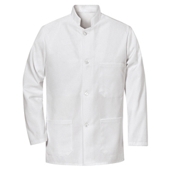 UNF4020WH-RG-XL - Chef DesignsMens Military BusCoat