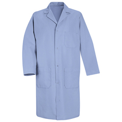 UNF5080LB-RG-3XL - Red KapMens Lab Coat
