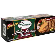 BFG51347 - Milton'sMultigrain Gourmet Crackers