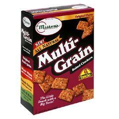 BFG51353 - Milton'sMultigrain Bite-sized Crackers