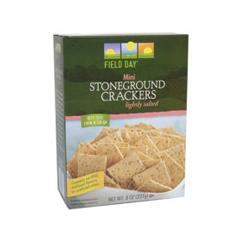 BFG60282 - Field DayStoneground Wheat Crackers