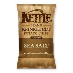 BFG62885 - Kettle FoodsKrinkle Cut™ Chips Sea Salt