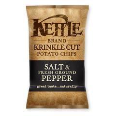 BFG62886 - Kettle FoodsKrinkle Cut™ Salt & Pepper Chips