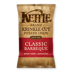 BFG62887 - Kettle FoodsKrinkle Cut™ BBQ Chips