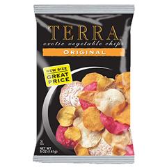 BFG64057 - Terra ChipsTerra Exotic Vegetable Chips Original