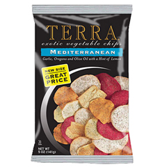 BFG64058 - Terra ChipsTerra Exotic Vegetable Chips Mediterranean