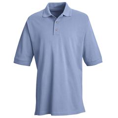 UNF7701BB-SS-L - Red KapMens Basic Pique Polo Shirt