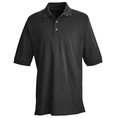 UNF7701BK-SS-4XL - Red KapMens Basic Pique Polo Shirt