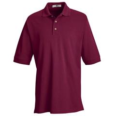 UNF7701BU-SS-XL - Red KapMens Basic Pique Polo Shirt