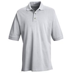 UNF7701SL-SS-XXL - Red KapMens Basic Pique Polo Shirt