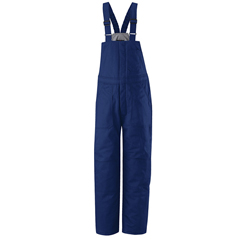 UNFBLC8RB-LN-XL - BulwarkMens EXCEL FR® ComforTouch® Deluxe Insulated Bib Overall