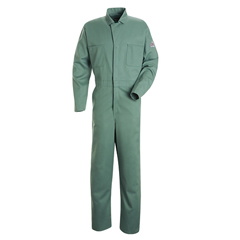 UNFCEW2VG-RG-L - BulwarkMens EXCEL FR® Classic Gripper-Front Coverall
