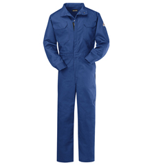 UNFCLB2RB-RG-38 - BulwarkMens EXCEL FR® ComforTouch® Premium Coverall - 7 oz.