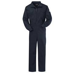 UNFCLB6NV-RG-58 - BulwarkMens EXCEL FR® ComforTouch® Premium Coverall - 9 oz.
