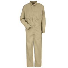 UNFCLD4KH-RG-50 - BulwarkMens EXCEL FR® ComforTouch® Deluxe Coverall - 6 oz.