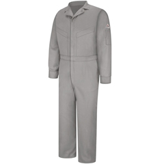UNFCLD6GY-LN-40 - BulwarkMens EXCEL FR® ComforTouch® Deluxe Coverall