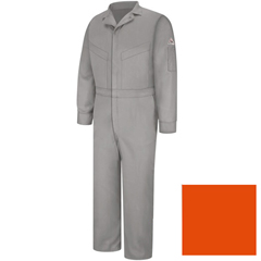 UNFCLD6OR-RG-48 - BulwarkMens EXCEL FR® ComforTouch® Deluxe Coverall